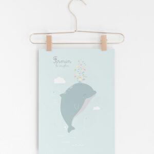 dauphin cintre